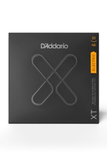 D'Addario D'Addario XT Coated Electric Nickel Plated Steel, Regular Light, 10-46