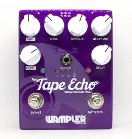 Wampler Wampler Faux Tape Echo V2 Delay Pedal