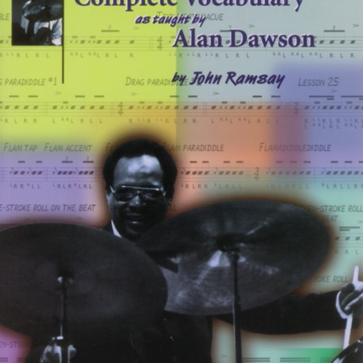 Alfred Music Alfred The Drummer's Complete Vocabulary