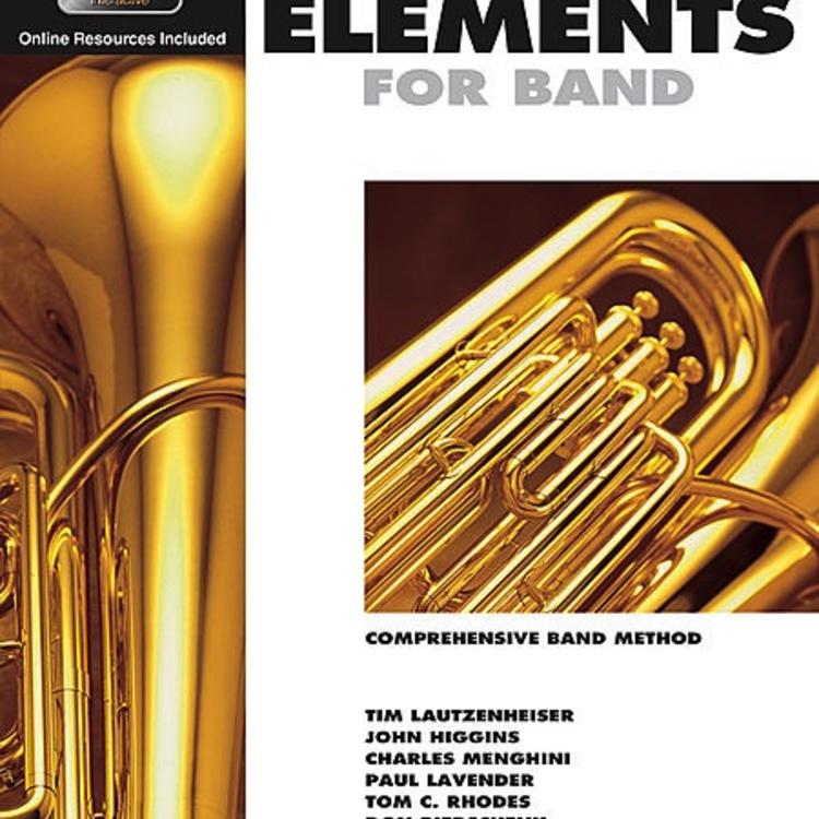 Hal Leonard Hal Leonard Essential Elements for Band – Tuba Book 1 with EEi