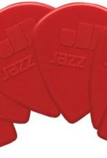 Dunlop Dunlop Jazz III Nylon 6 Pack Picks