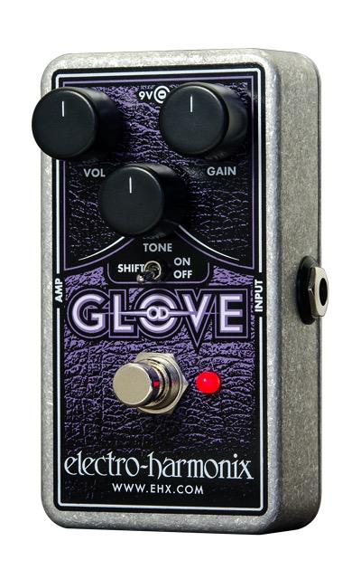 Electro-Harmonix Electro-Harmonix OD Glove - Earthy overdrive