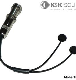 K&K Sound K&K Sound - Aloha Twin Ukulele Pickup