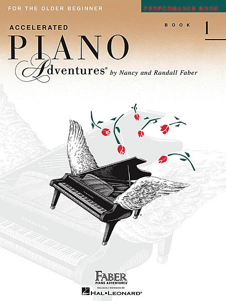 Hal Leonard Hal Leonard Accelerated Piano Adventures for the Older Beginner - Performance Book 1