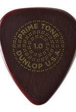 Dunlop Dunlop Primetone 1.0mm Standard Pick w/ Grip 3pk