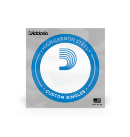 D'Addario D'Addario Single Plain Steel .008