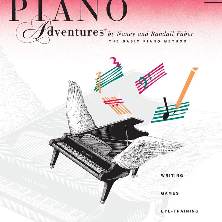 Hal Leonard Hal Leonard Faber Piano Adventures Level 1 - Theory Book