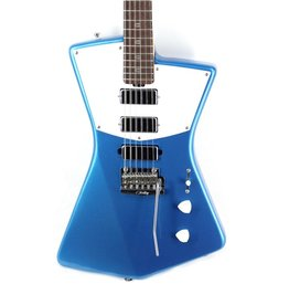 Sterling by Music Man Sterling by Music Man St. Vincent, Vincent Blue, with Bag