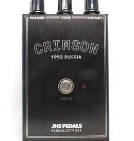JHS JHS Legends of Fuzz - Crimson - Red Army Overdrive