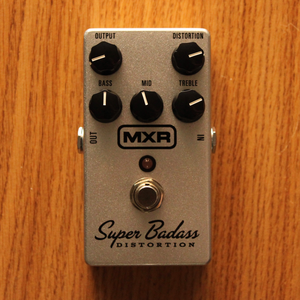 MXR MXR M75 Super Badass Distortion