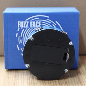 Dunlop Dunlop Silicon Fuzz Face Mini - Blue