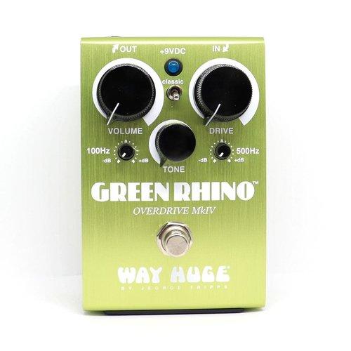 Way Huge Way Huge Green Rhino Overdrive MK IV