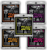 Ernie Ball Ernie Ball Coated Slinky Electric Guitar Strings