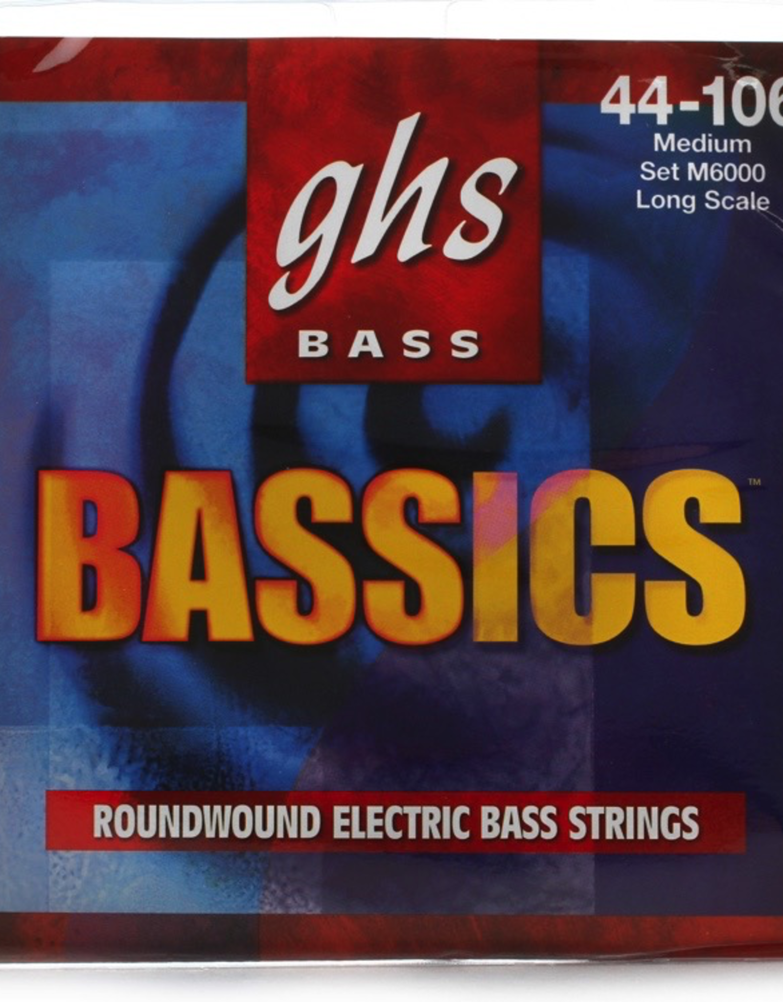 GHS GHS Bass Bassics Long Scale Bass Strings