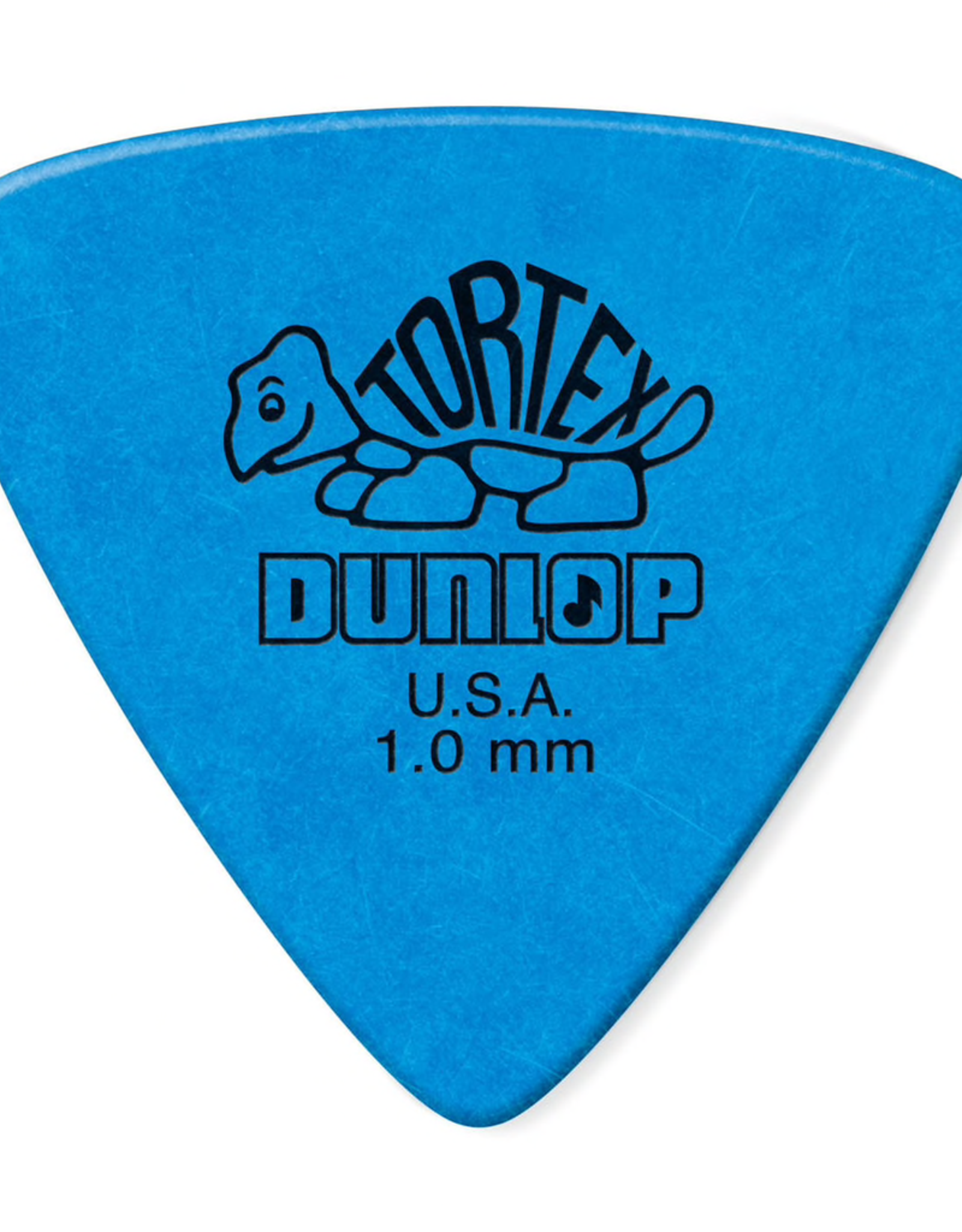 Dunlop Dunlop Tortex Triangle 1.0mm Pick - 6 Pack