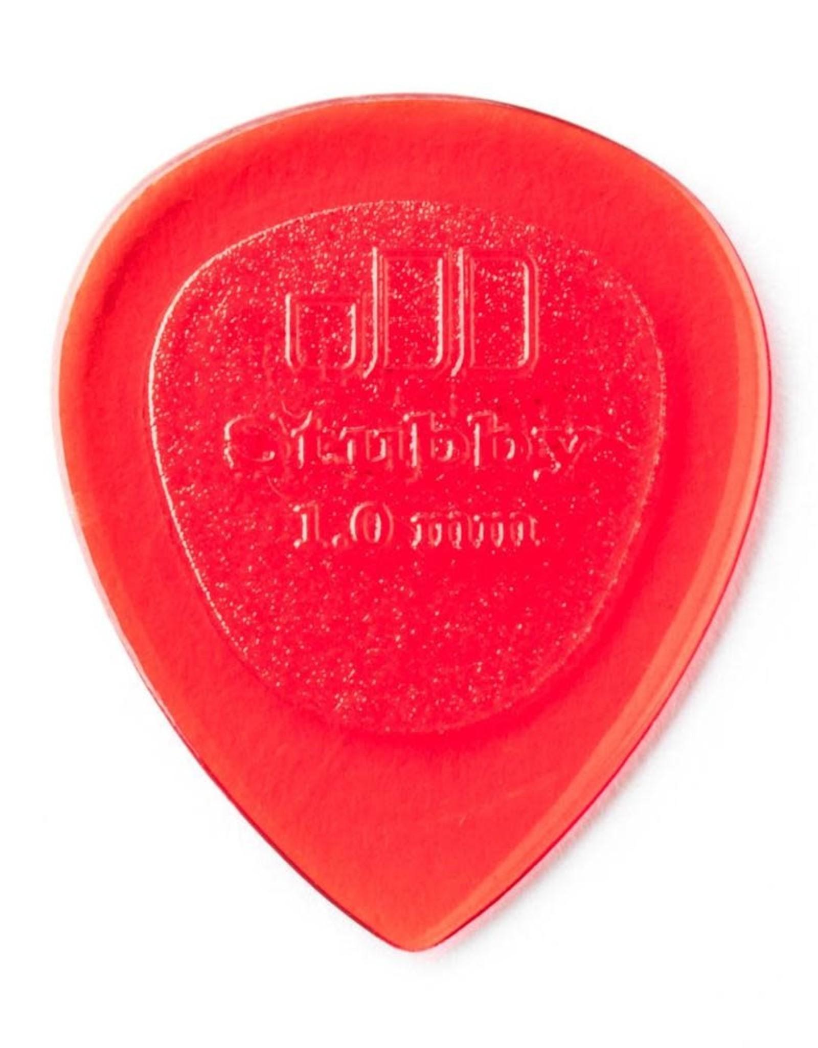Dunlop Dunlop Stubby 1.0mm Pick - 6 Pack