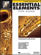 Hal Leonard Hal Leonard Essential Elements for Band – Book 1 with EEi Bb Tenor Saxophone