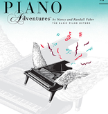 Faber Hal Leonard Faber Piano Adventures Level 3A - Lesson Book