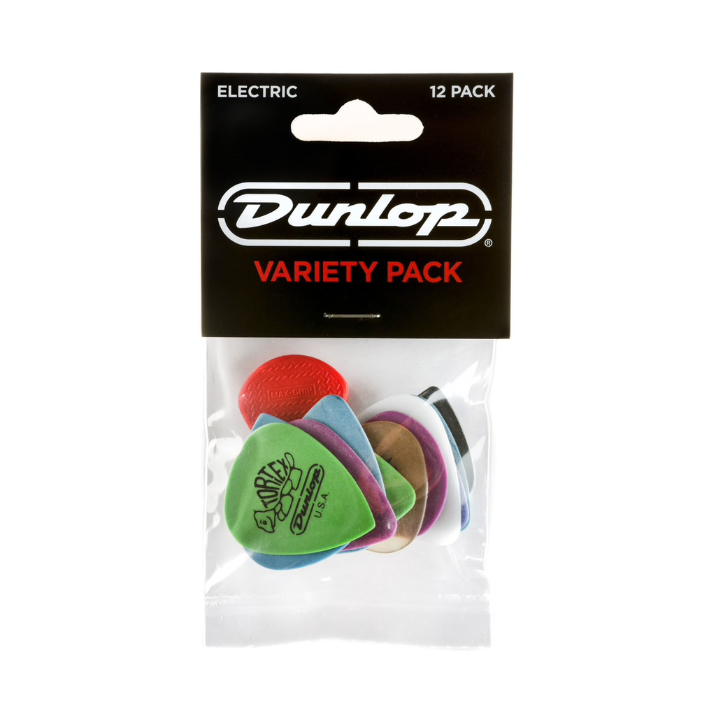 Dunlop Dunlop Variety Pack — Electric 12 Pack