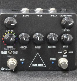 Keeley Keeley Dark Side / Modern Fuzz with Rotary, Vibrato & Delay