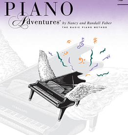Faber Hal Leonard Faber Piano Adventures Level 3B - Lesson Book