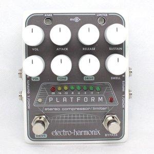 Electro-Harmonix Electro-Harmonix Platform - Stereo Compressor, 9.6DC-200 PSU included