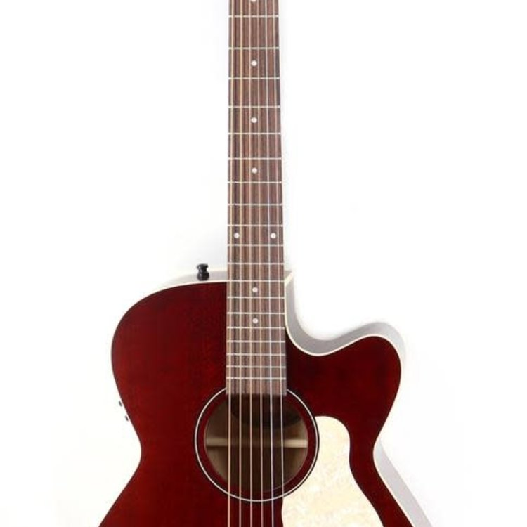Art & Lutherie Art & Lutherie Legacy Tennessee Red CW QIT