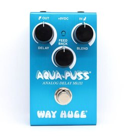 Way Huge Way Huge Smalls Aqua Puss Analog Delay