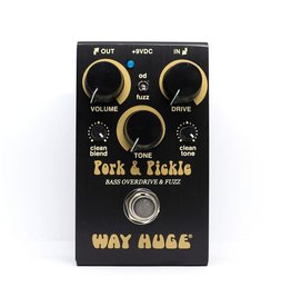 Way Huge Way Huge Smalls Pork and Pickle Bass Overdrive & Fuzz