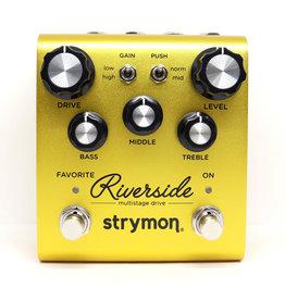 Strymon Strymon Riverside - Multistage Drive - Multistage overdrive effect pedal