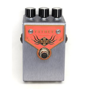 Beetronics Beetronics Limited Edition Fatbee Overdrive in Anodized Gray