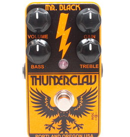 Mr. Black Pedals Mr. Black ThunderClaw Distortion