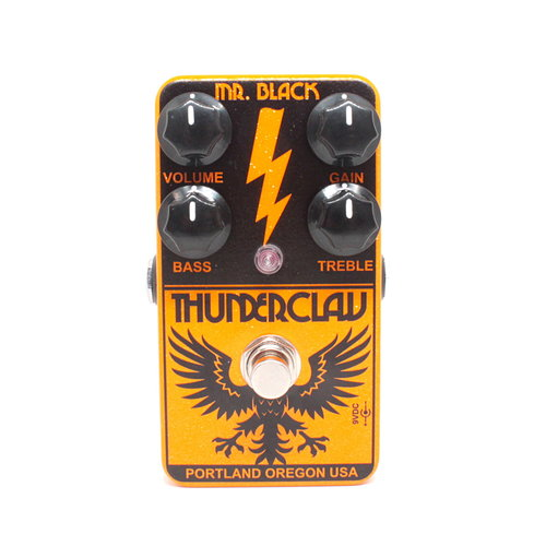 Mr. Black Pedals Mr. Black ThunderClaw Distortion