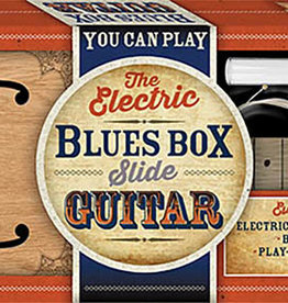 Hal Leonard Hal Leonard —The Electric Blues Box Slide Guitar Kit