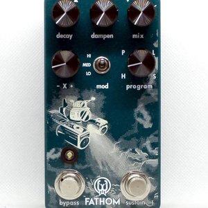 Walrus Audio Walrus Audio Fathom Multi-Function Reverb