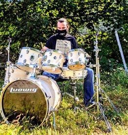Ludwig Used Ludwig Evolution Drum Set w/Hardware