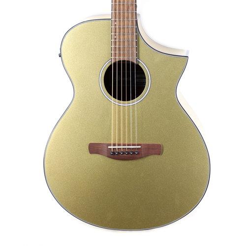 Ibanez Ibanez AEWC10DGM  Acoustic Guitar in Dark Gold High Gloss