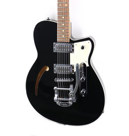 Reverend Reverend Club King RB – Bigsby in Midnight Black