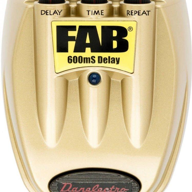 Danelectro Danelectro FAB 600MS Delay Pedal