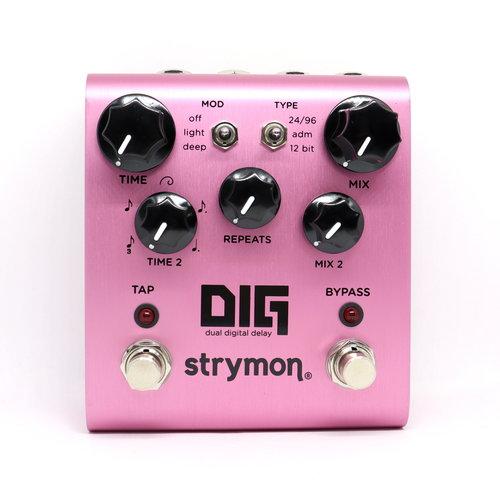 Strymon Strymon Dig Digital Delay - Dual digital delay effect pedal
