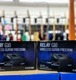 Line 6 Line 6 Relay G10 Plug-and-Play Digital Guitar Wireless System