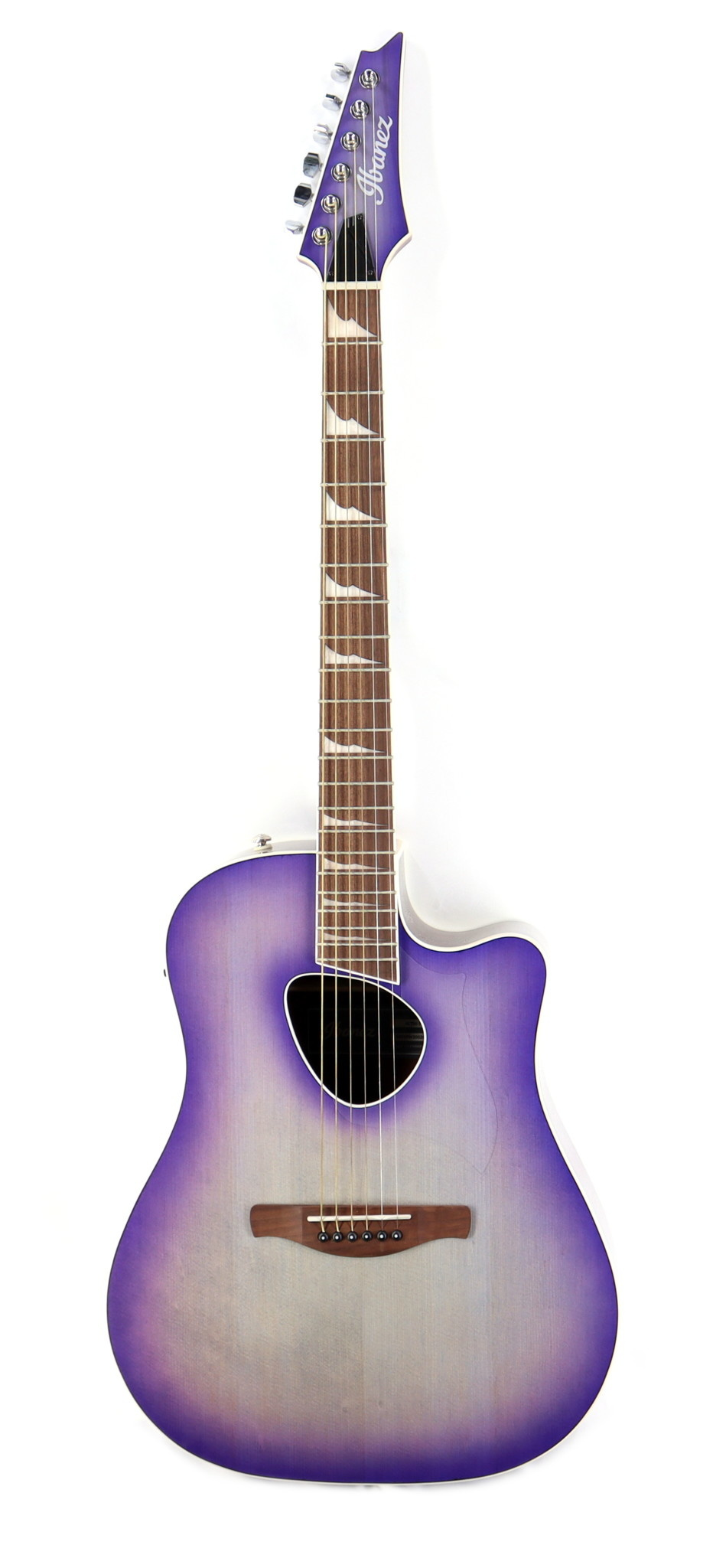 Ibanez Ibanez ALT30PIB Acoustic Guitar in Purple Iris Burst High Gloss