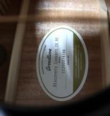Breedlove Breedlove Discovery Concert Satin Black CE Sitka-Mahogany