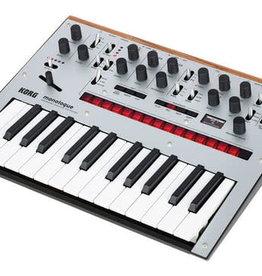 Korg Korg Monophonic Analog Synthesizer w/Presets — Silver