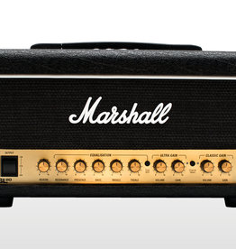 Marshall Marshall DSL 20HR - 20W all valve 2 channel head with digital Reverb