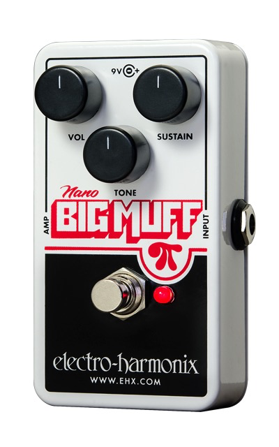 Electro-Harmonix Electro-Harmonix NANO Big Muff Distortion/Sustainer