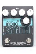 Electro-Harmonix Electro-Harmonix Bass Mono Synth - Bass Monophonic Synthesizer, 9.6DC-200 PSU included