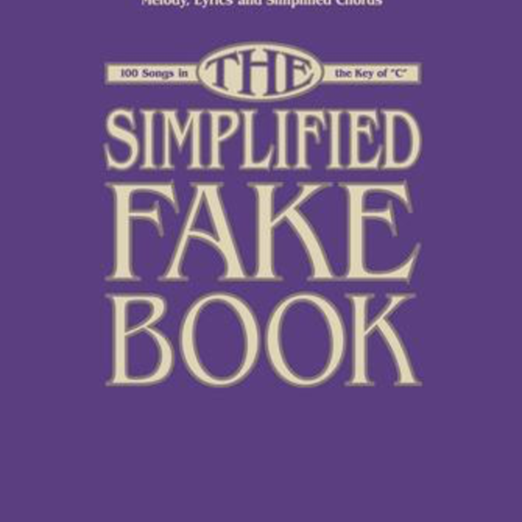 Hal Leonard Hal Leonard: The SImplified Fake Book 2nd Edition - 100 Songs in the Key of C
