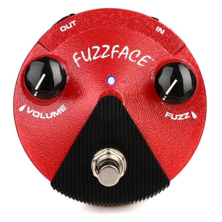Dunlop Dunlop Germanium Fuzz Face Mini - Red