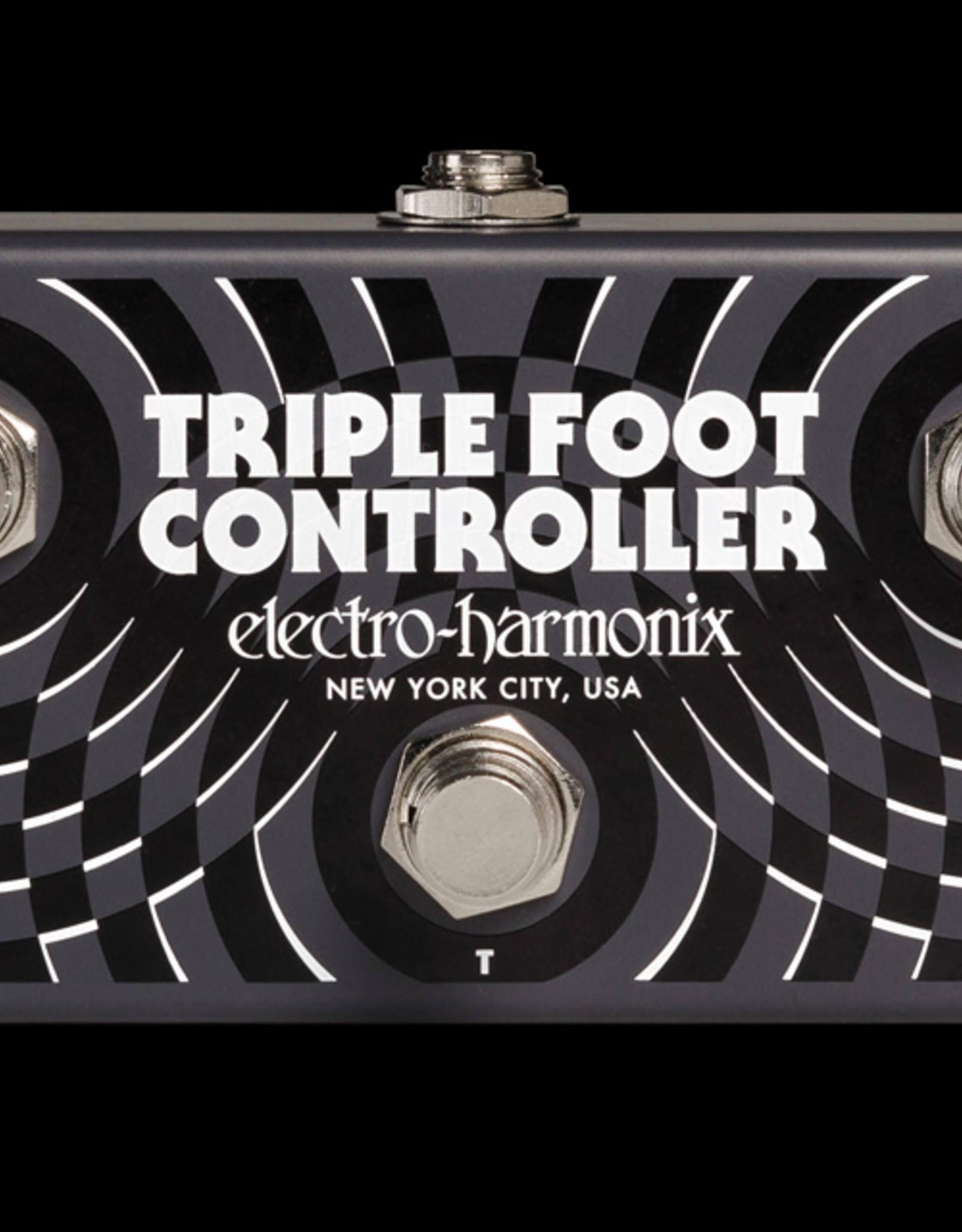 Electro-Harmonix Electro-Harmonix Triple Foot Controller